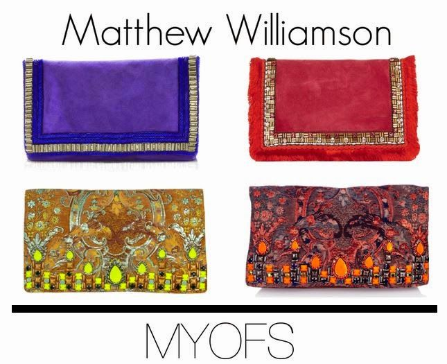MYOFS: Tribal clutch (Aztec clutch) : Where to get