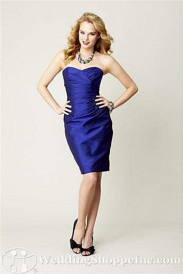 Kennedy Blue Bridesmaid Dress Jenna // Price: $155 Wear Again Bridesmaid Dresses from Wedding Shoppe, Inc. #bridesmaid #bridesmaiddresses #wedding