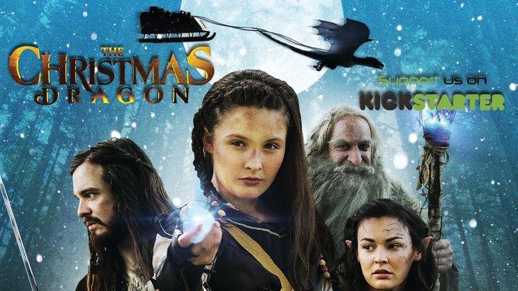 O Dragão do Natal (2016) FILME DE AVENTURA COMPLETO DUBLADO HD