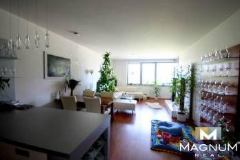 NA PRENÁJOM: Luxusný 3i byt v novostavbe, garážové státie,terasa, Karloveské Rameno