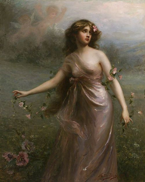 Summer by Edouard Bisson