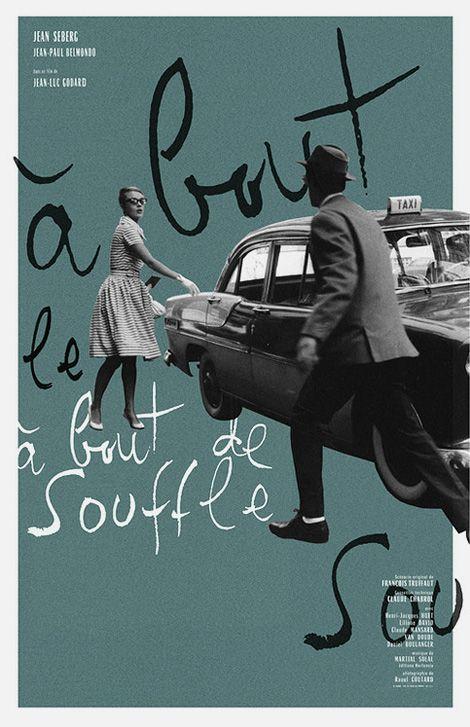 Breathless - Jean-Luc Godard