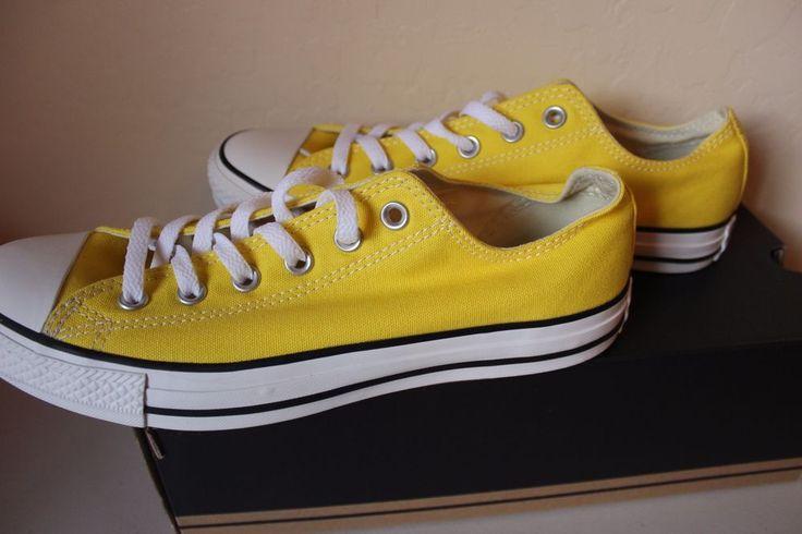 converse 8. converse all star chuck taylor ct ox citrus yellow women\u0027s size 10 men\u0027s 8 | 10, and e