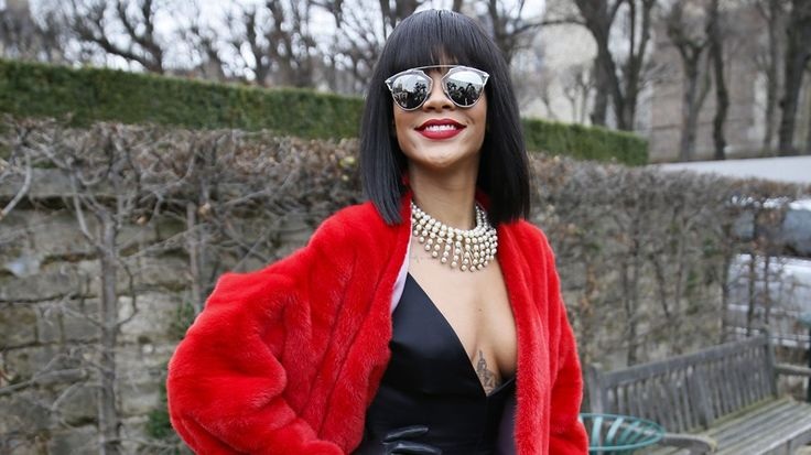 6 Outrageous Rihanna Fuzzy Coat Moments: Rihanna is never one to shy away from an out-there fashion moment, particularly when it comes to her outerwear.