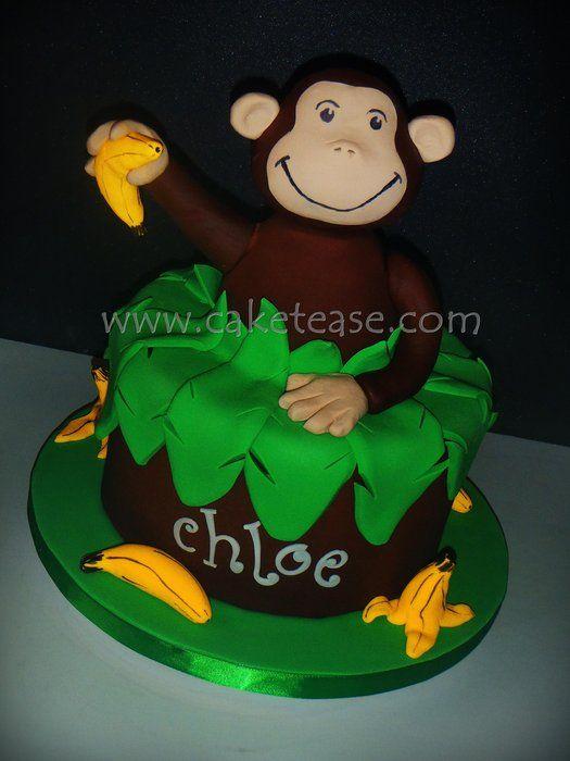 D Monkey Cake