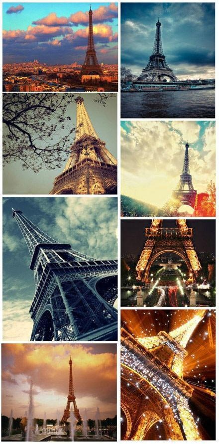 Effiel tower france i will visit you some day for Places to stay near eiffel tower