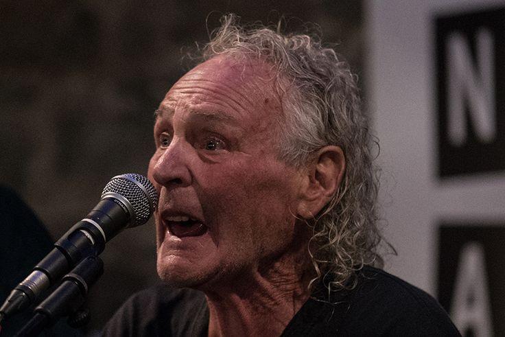 Tommy Ferguson, a great New Zealand Rocker.