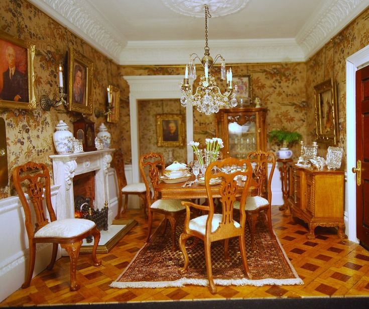 1000+ Images About Dollhouses And Miniatures On Pinterest