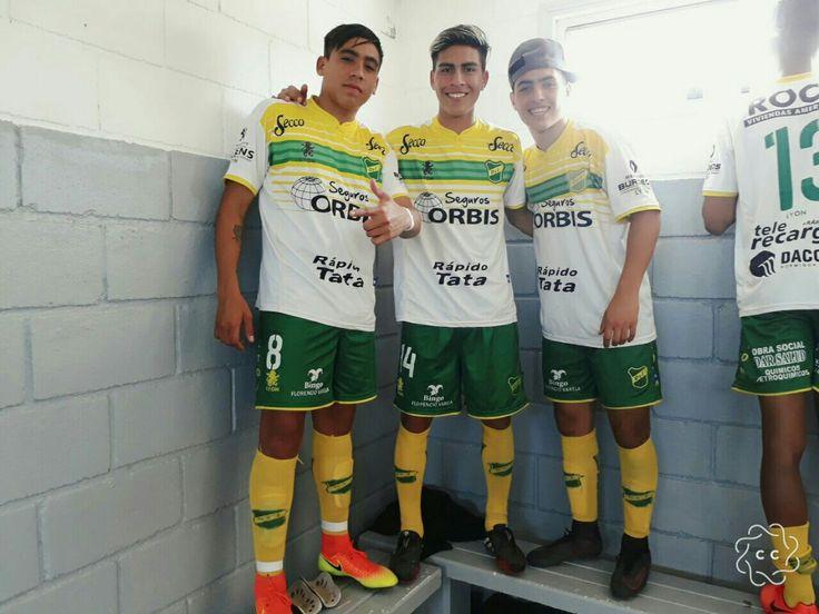 Partido en Córdoba con Belgrano empataron 2-2. Gol de Nacho y Tomy