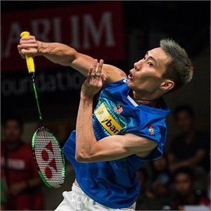 2015 BWF World Championships: Lee Chong Wei
