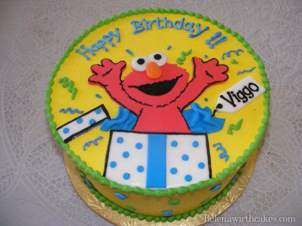 9 best Custom Kids Birthday Cakes images on Pinterest Baby