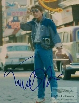 Michael-J-Fox-as-Marty-Mc-Fly-in-BTTF-8x10-Autographed-RP-lustre-Photo