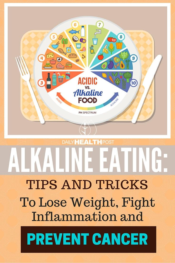 In fact, these foods are highly acidic and inflammatory, meaning that they can impact your body_s natural acid-base balance.  This is why you need alkaline.