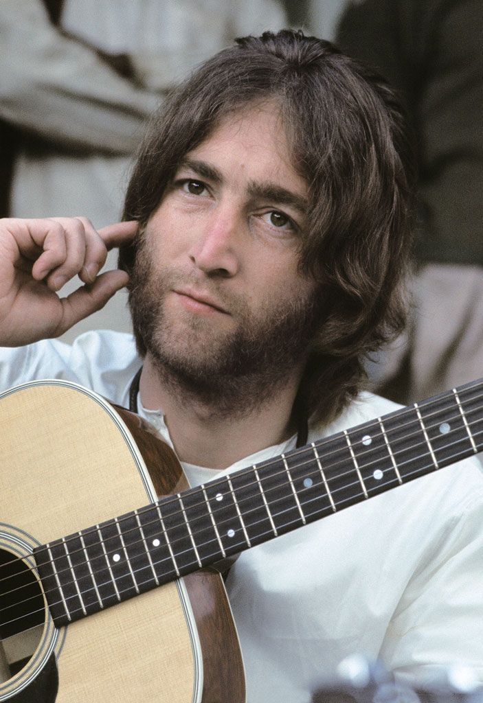 John Lennon #songwriters #thebeatles http://www.pinterest.com/TheHitman14/musician-songwriters-%2B/