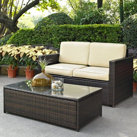 Palm Harbor Deep Seat Resin Wicker Furniture