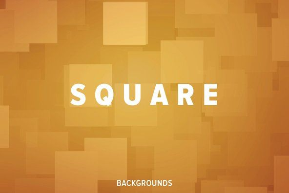 Square Backgrounds By Dotstudio on YouWorkForThem.