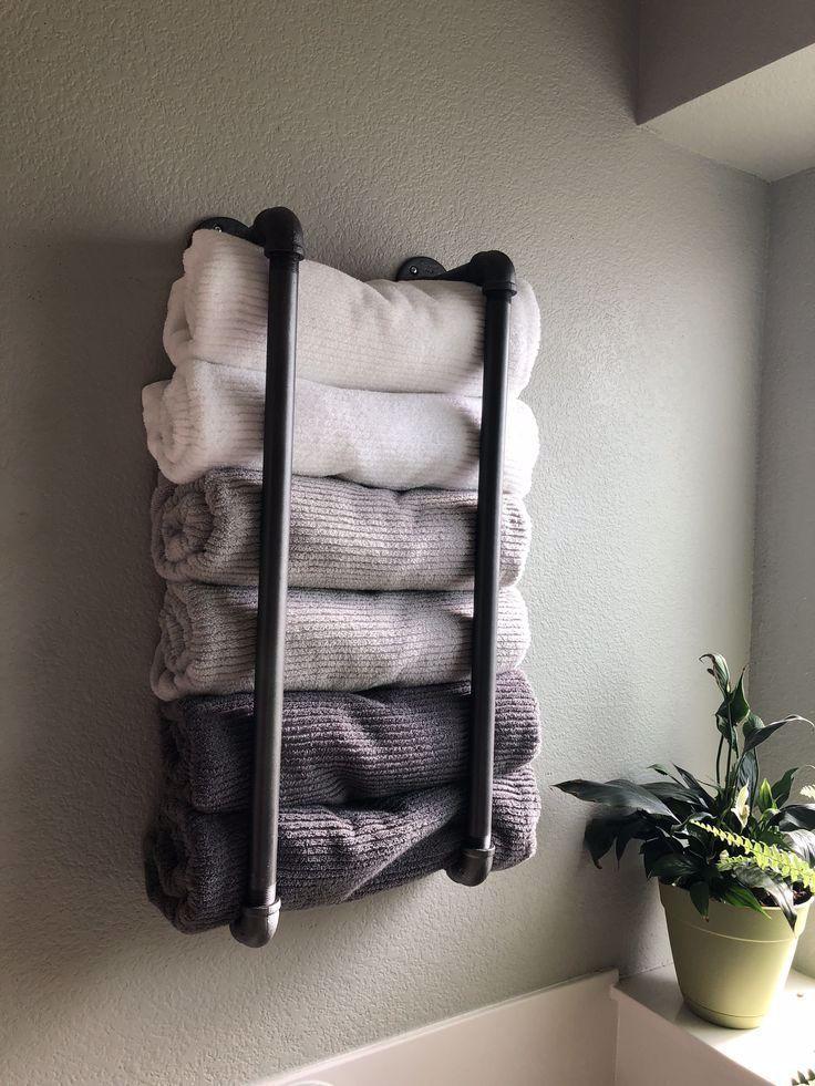17 Ideen für den besten Bad Handtuchhalter und