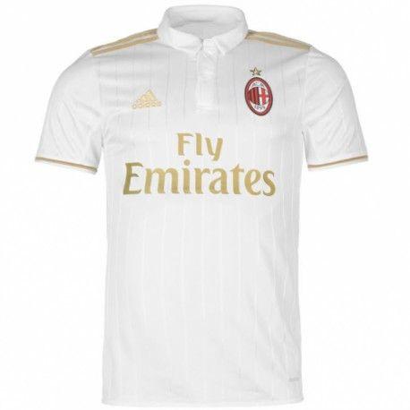 Camiseta del AC Milan Away 2016 2017