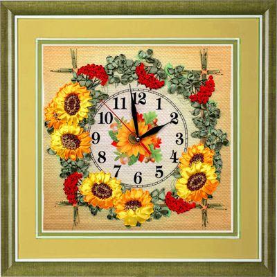 Часы. Гроздья калины ЧНЛ-2002