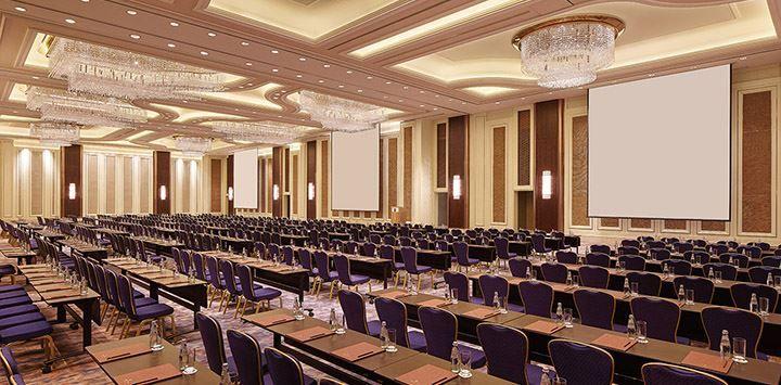 Шангри-Ла Их хүлээн авалтын танхим - Meeting Room, Function Venue in Ulaanbaatar