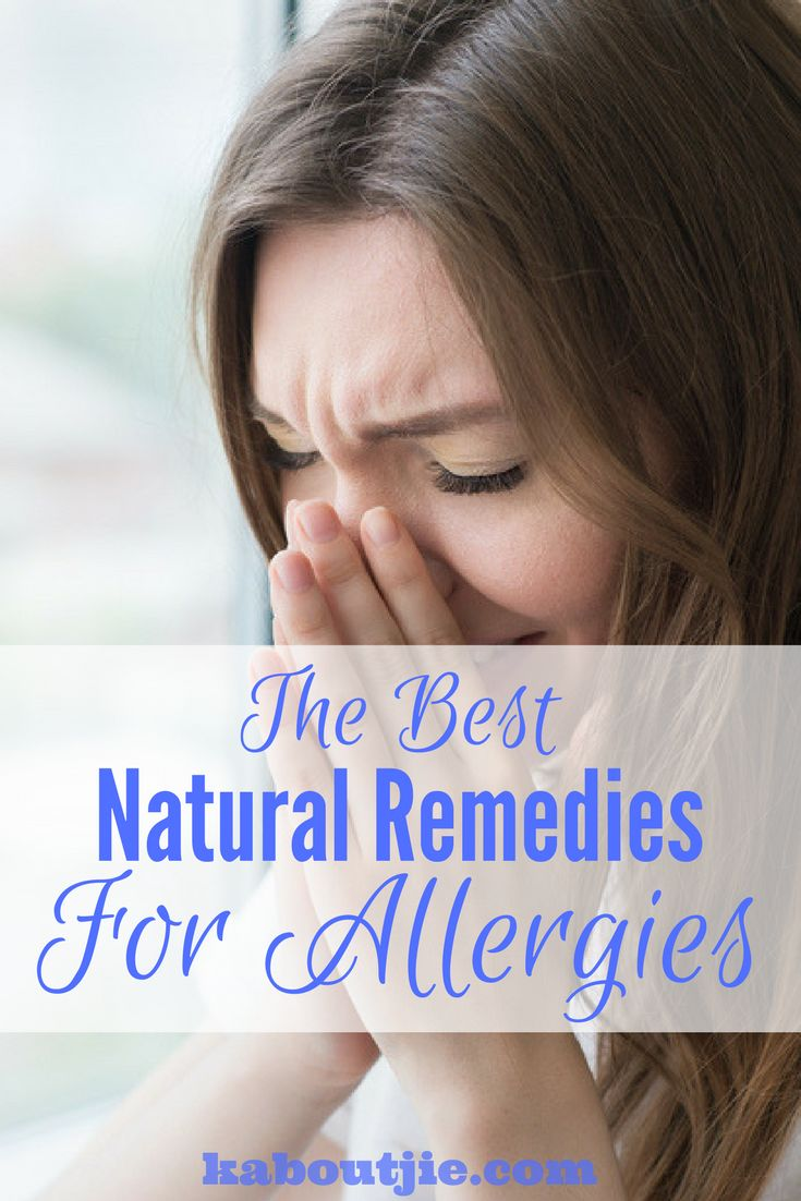 Allergies are very unpleasant and constantly taking medication for allergies is not really a great long term solution. Did you know that there are great natural remedies for allergies that can really make a difference?  #guestpost #allergies #naturalremed