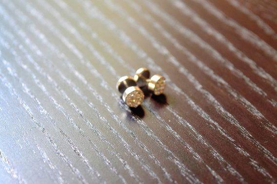Trendy Mens Silver Stud Earrings - Male Earrings, Guys Earrings, Earrings for Men, Mens Stud Earrings, Silver Studs, Cool Earrings