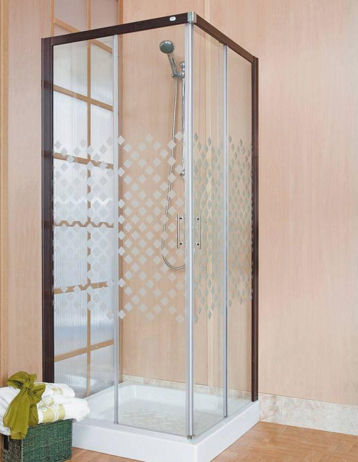 M s de 25 ideas incre bles sobre sala de duchas en - Mamparas para banos pequenos ...