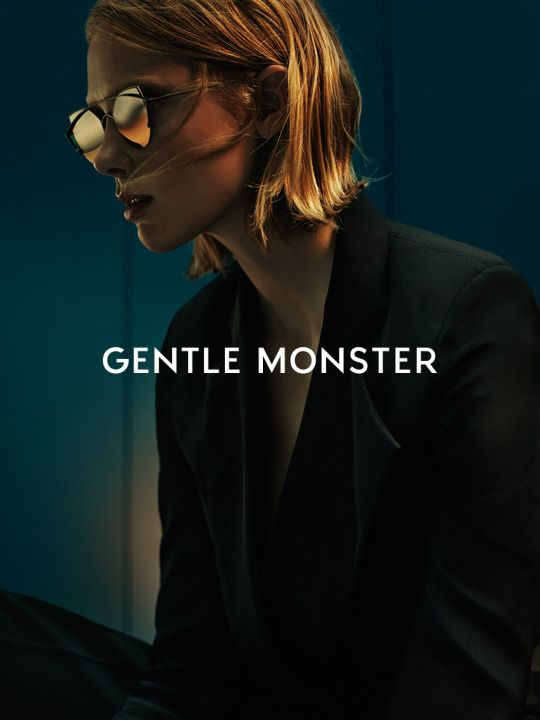GENTLE MONSTER OFFICIAL