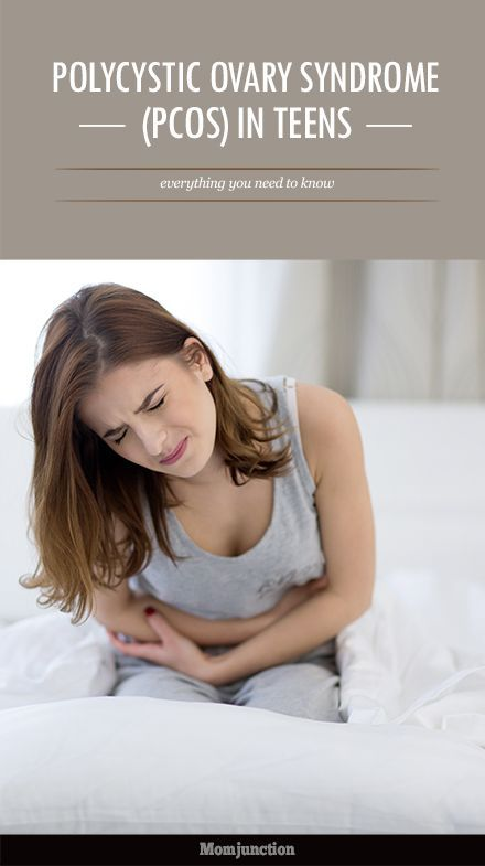 Polycystic Ovary Syndrome (PCOS) In Teens – Everything You Need To Know