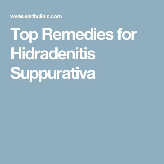 Top Natural Remedies For Hidradenitis Suppurativa