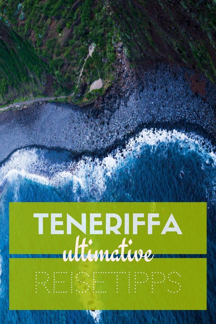 Deine nächste Teneriffa Reise naht und du brauchst dringend noch Tipps für deinen ersten Trip?  Keine Sorge, diese Teneriffa Reisetipps machen dir Lust auf deinen nächsten Urlaub. #teneriffa #kanaren