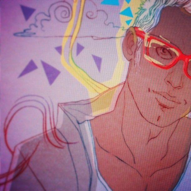 Oh! Hello, Mister ! #man #illustrator #illustration #illustrationart #art #drawing #sketch #graphicdesign #image