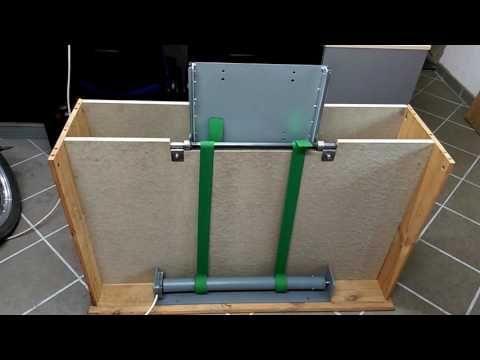 TV lift-inside - YouTube in 2020 | Diy home repair ...