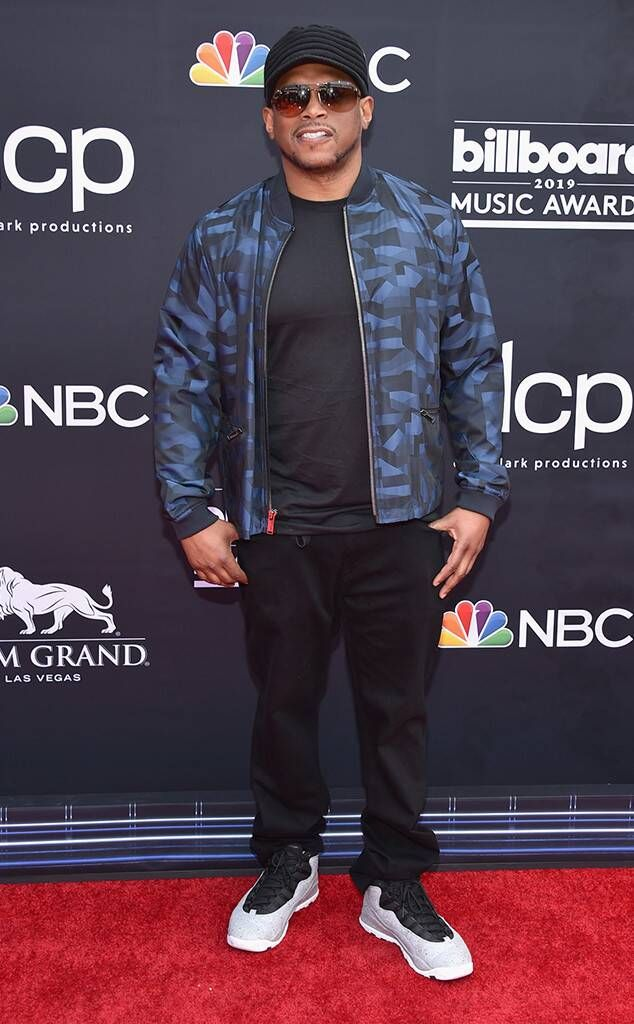 Sway Calloway From 2019 Billboard Music Awards Red Carpet Fashion