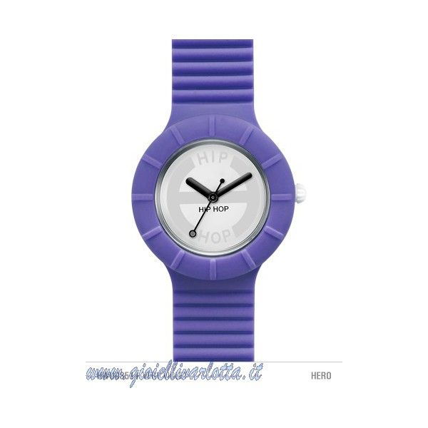 Hip Hop Orologio viola Hero HWU0351 VERY VIOLET http://www.gioiellivarlotta.it/product.php?id_product=1491