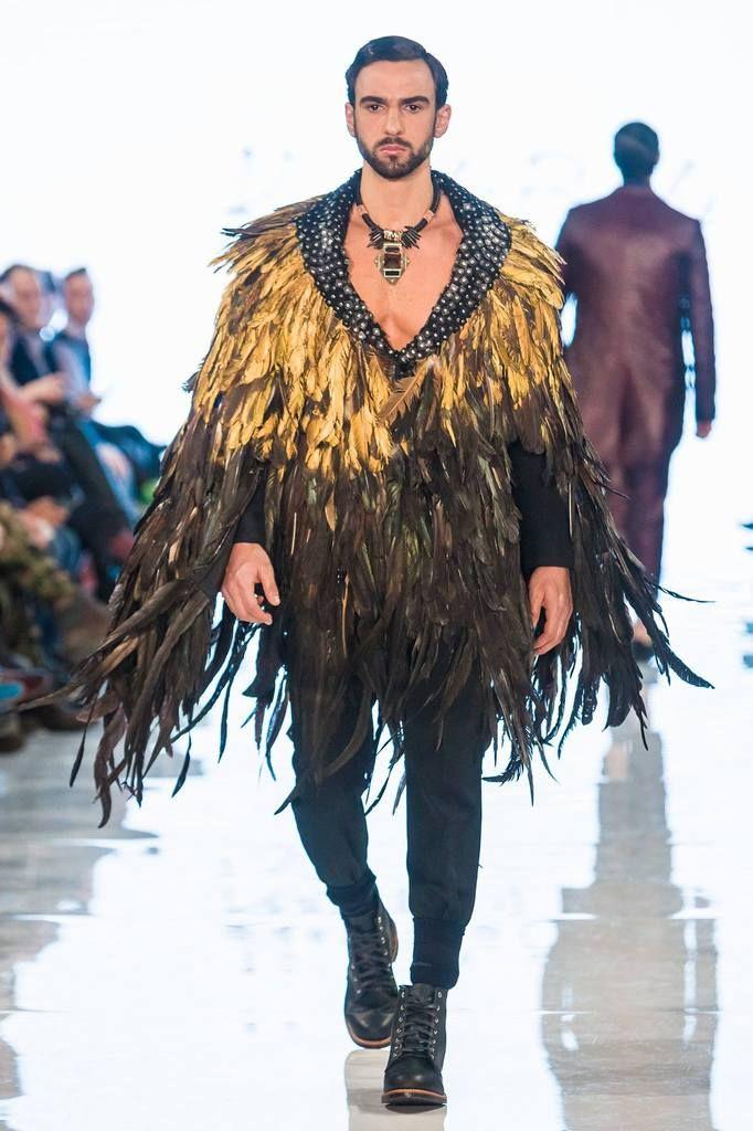 Kenneth Barlis     Fall Winter Otoño Invierno 2016 - Toronto Men's Fashion Week - #Menswear #Trends #Tendencias #Moda Hombre - MFT