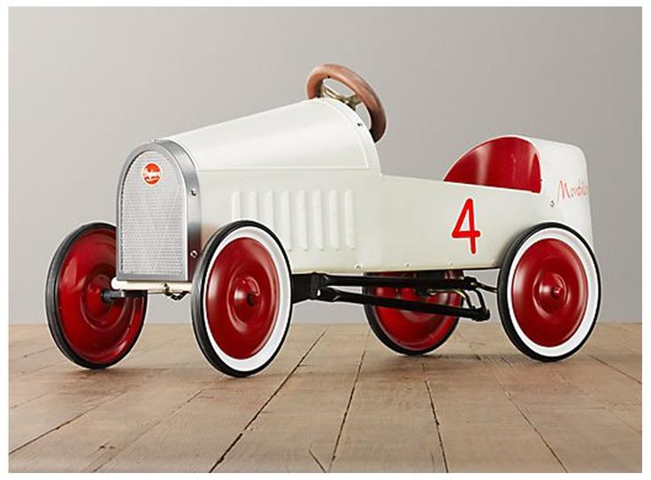 restoration hardware montlhery pedal car wwwmadmotherdesignblogspotcom car vintage