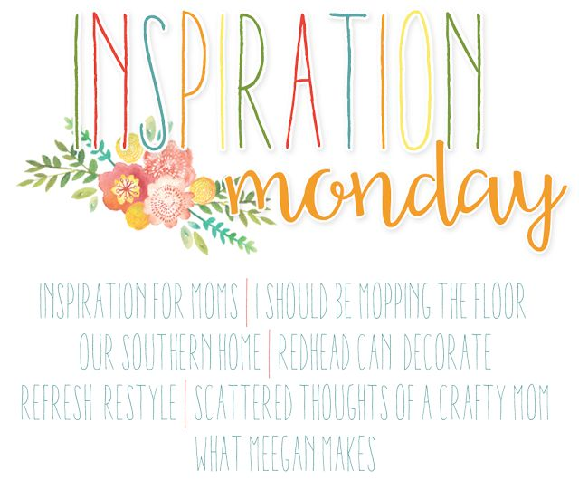 Inspiration Monday Party - Redhead Can Decorate