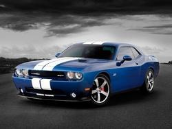 Yes please....2012 Dodge Challenger SRT8 392 2dr Coupe