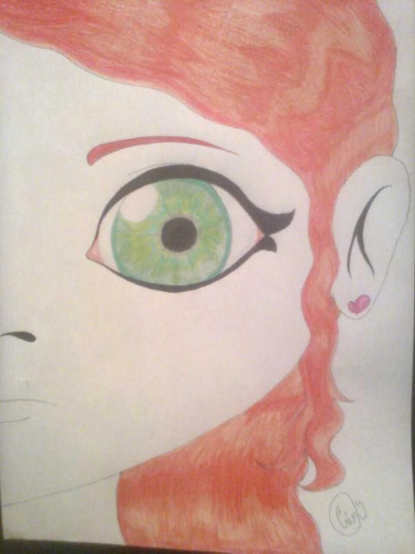 "My drawing.Name? ""Albiglia""."