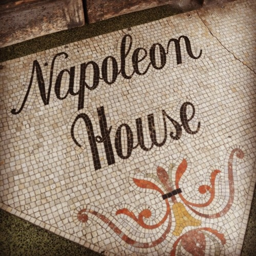 Napoleon House in New Orleans is over 200 years old