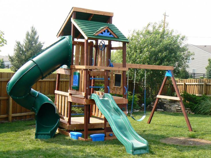 Durable and Safety Little Tikes Swing Set - http://www.joninewman.com/durable-and-safety-little-tikes-swing-set/ : #HomeFurniture Little tikes swing set – I have good memories of playing on outdoor swing sets children. I loved big swings that allowed me to swing high as I felt wind rushing against my face. Swings were highest in demand for all playground of my elementary school. Outdoor swing sets in your backyard or...