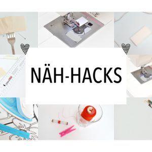 Näh-Hacks im Test / 10 Nähtipps die jeder kennen sollte?!