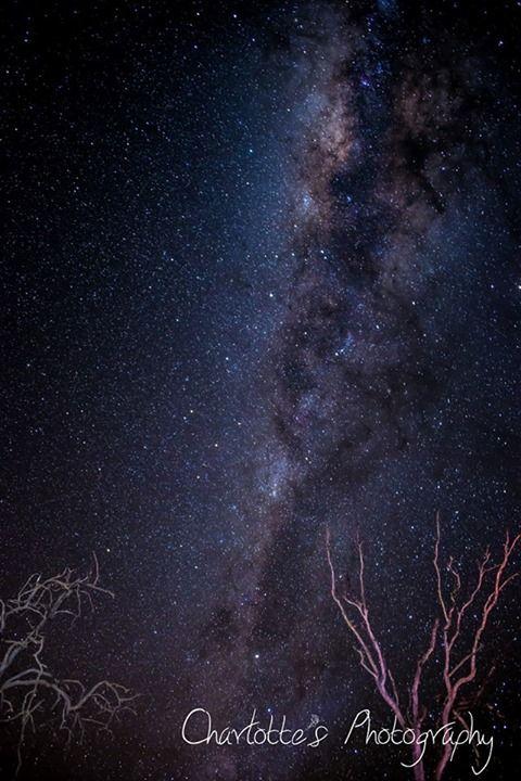 Milky way from Mareeba