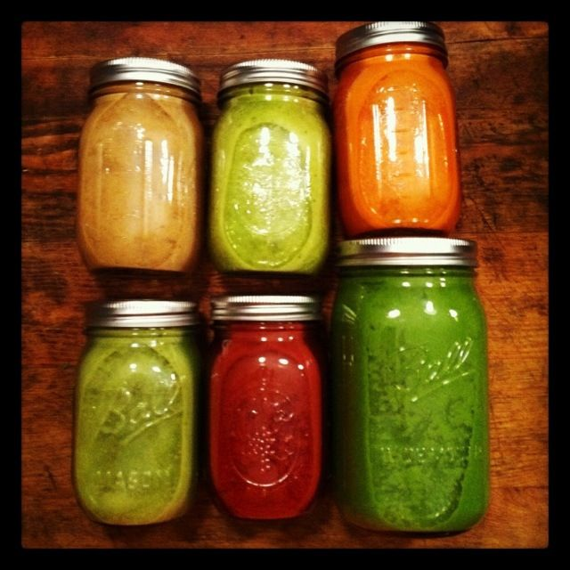 Awesome Juicing recipes!!! Jump start to reboot your life!