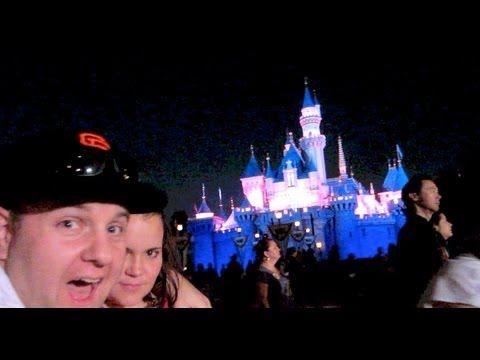 Interactive Video for Disneyland & California Adventure