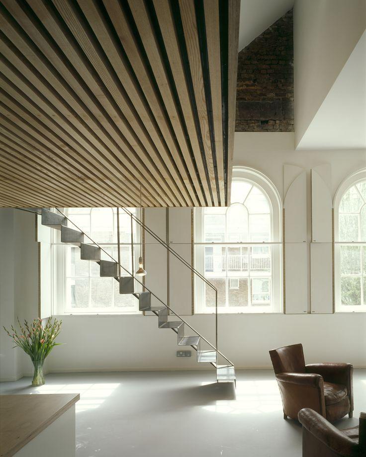 Bavaria Road folded steel stair
