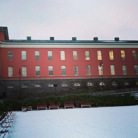 City Hall in Haugesund, Norway ❤