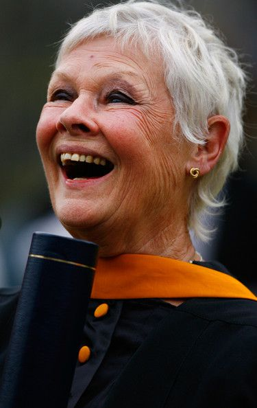 Dame Judi Dench Photos - Judi Dench Made Doctor Of Letters - Zimbio