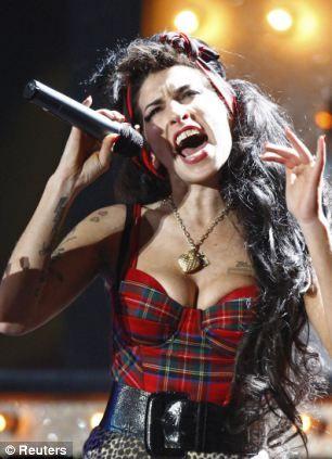 Celebrity Death Haiku: Amy Winehouse